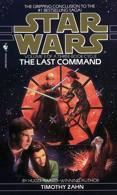Star Wars: The Last Command (paperback)