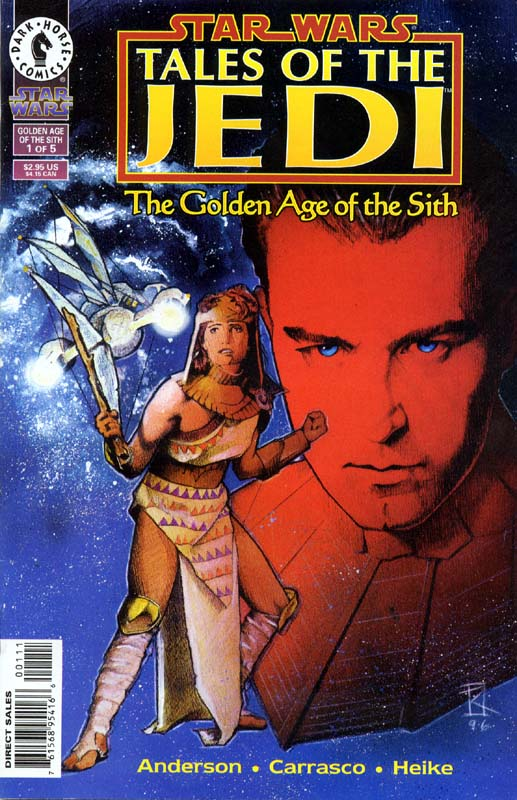Star Wars Tales of the Jedi: The Golden Age of the Sith 1