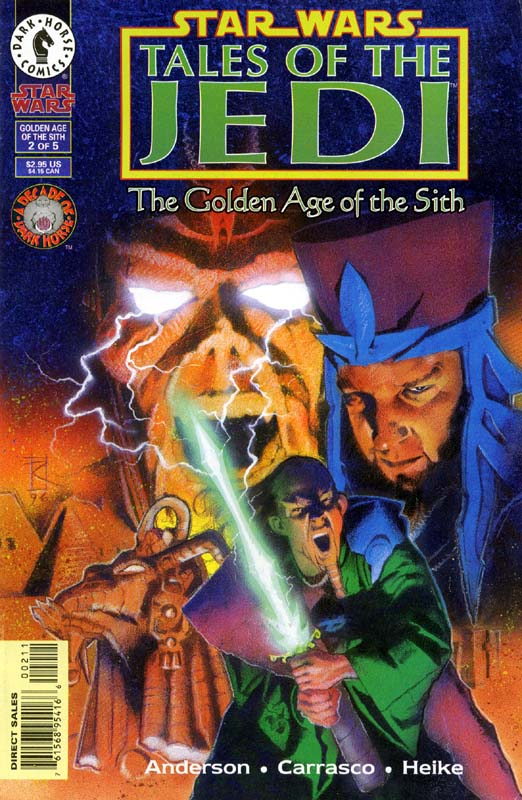 Star Wars Tales of the Jedi: The Golden Age of the Sith 2