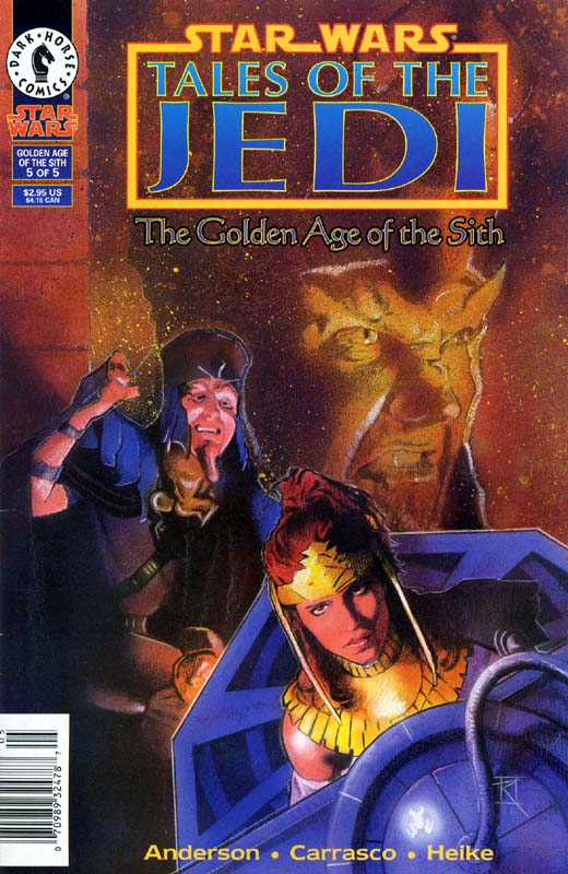 Star Wars Tales of the Jedi: The Golden Age of the Sith 5