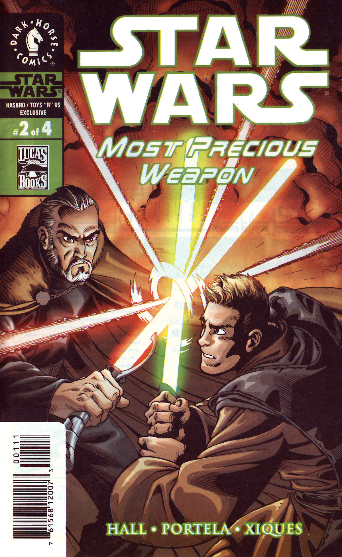 Star Wars: Most Precious Weapon
