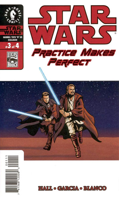 Star Wars: Practice Makes Perfect
