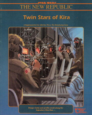 Star Wars: Twin Stars of Kira
