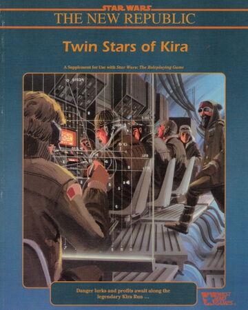 Star Wars: Twin Stars of Kira