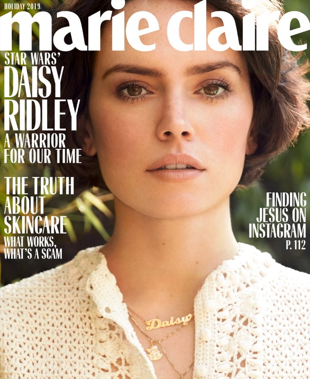 Marie Claire Holiday 2019
