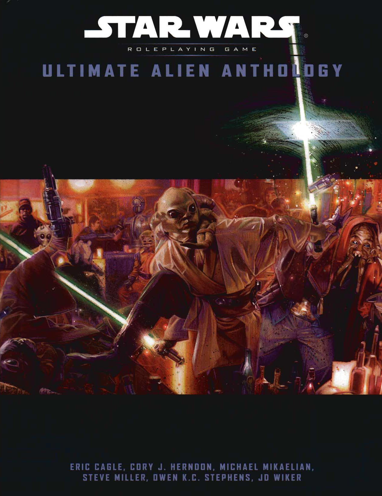 Star Wars: Ultimate Alien Anthology