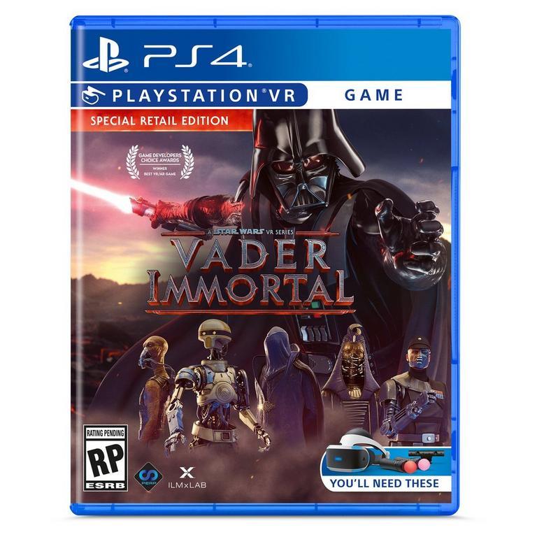 Star Wars: Vader Immortal (Playstation VR)
