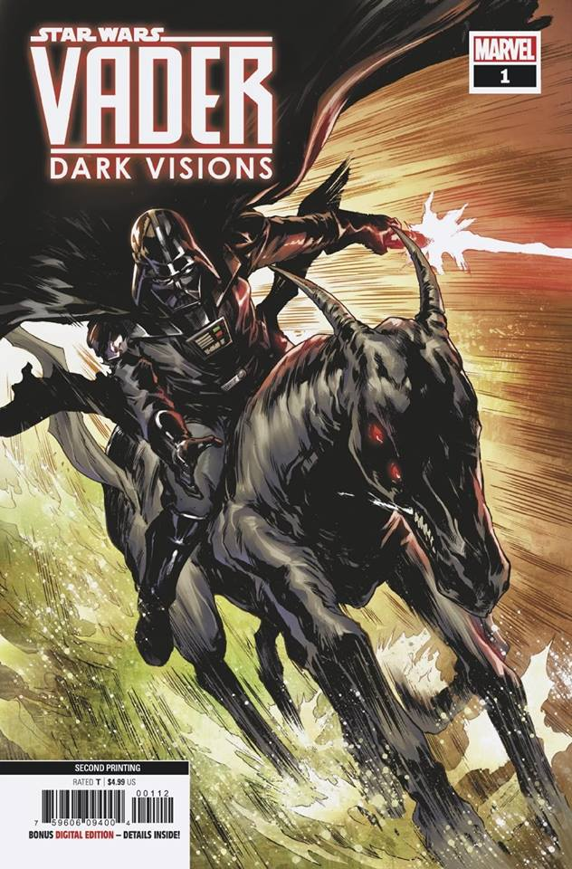 Star Wars Vader: Dark Visions Part 1