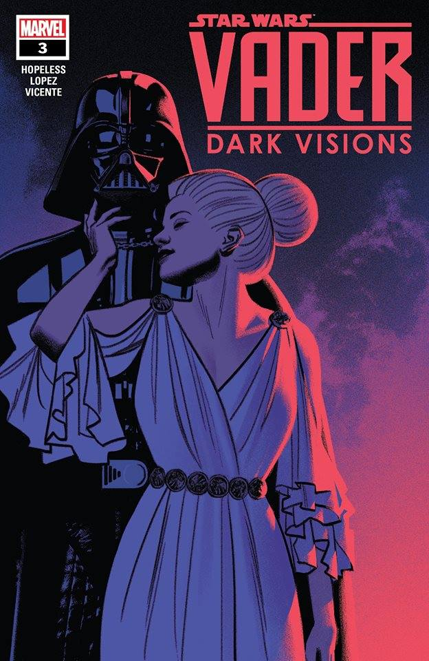 Star Wars Vader: Dark Visions Part 3: Tall, Dark, and Handsome