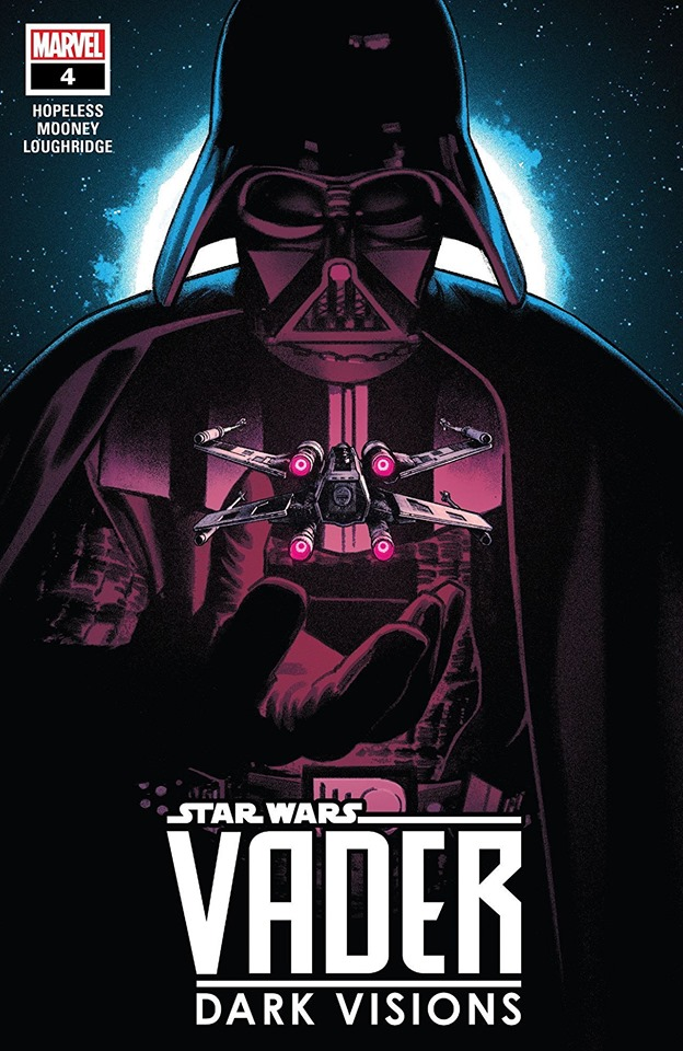 Star Wars Vader: Dark Visions Part 4: Hotshot