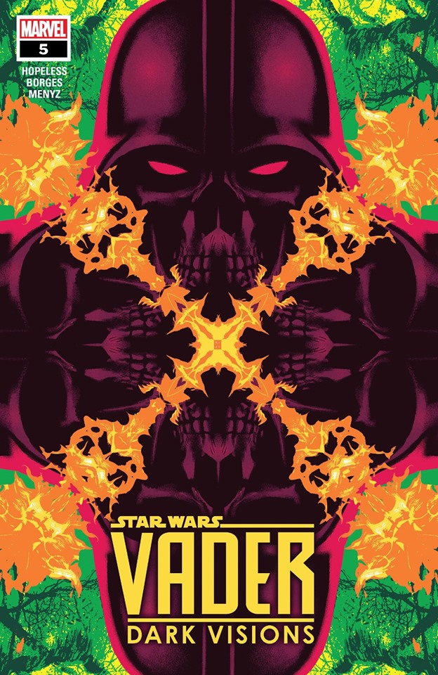 Star Wars Vader: Dark Visions Part 5: You Can Run