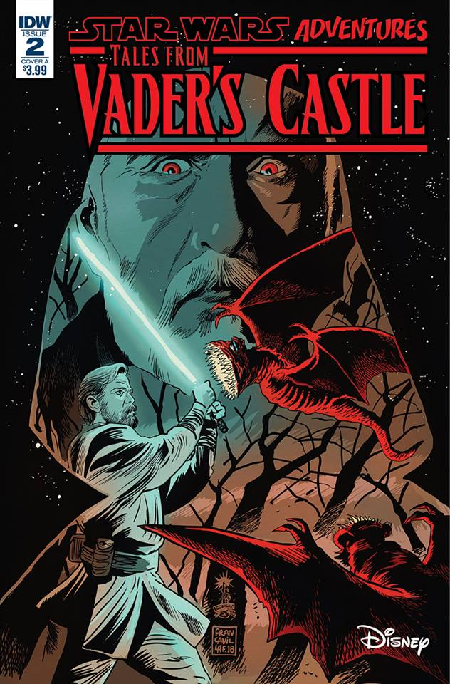 Star Wars Tales From Vader's Castle: Count Dooku, Prince of Darkness