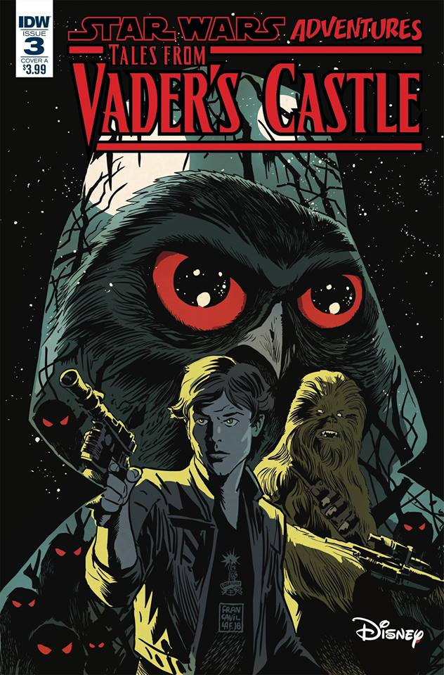 Star Wars: Tales from Vader's Castle 3