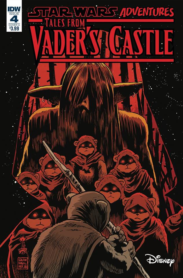 Star Wars Tales From Vader's Castle: The Night of the Gorax