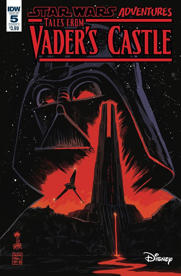 Star Wars Tales From Vader's Castle: The Fearful Finale / Frame Story