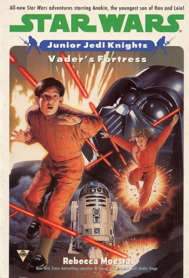 Star Wars Junior Jedi Knights: Vader's Fortress