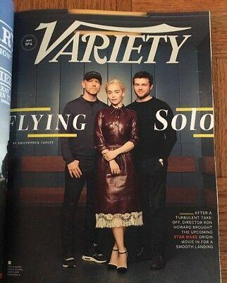Variety May 22, 2018