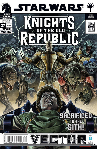 Star Wars: Knights of the Old Republic 27
