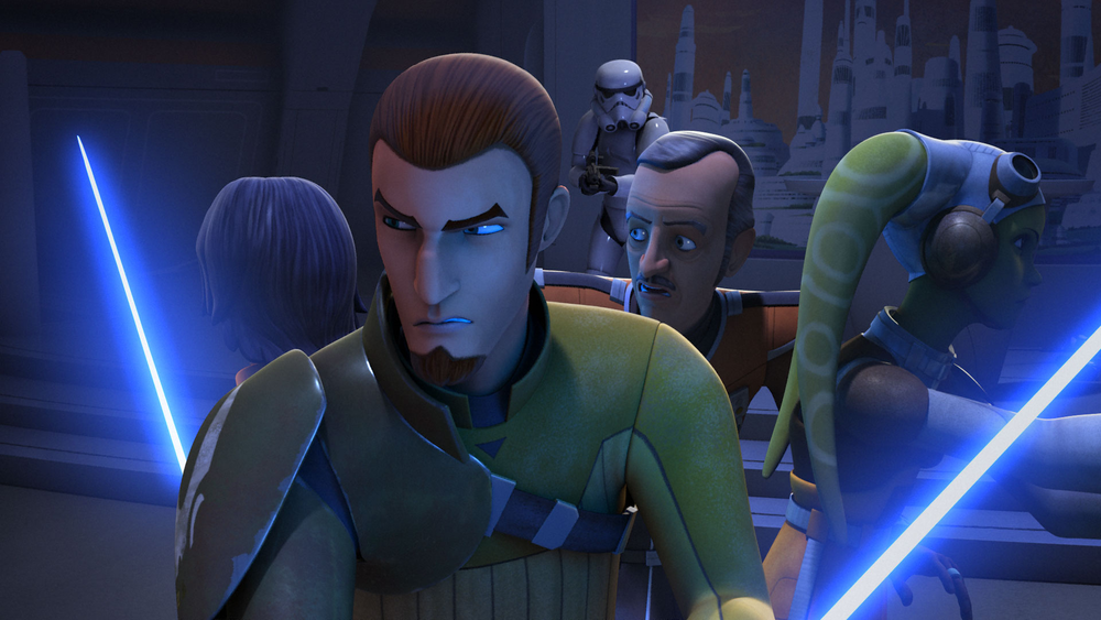 Star Wars Rebels: Vision of Hope