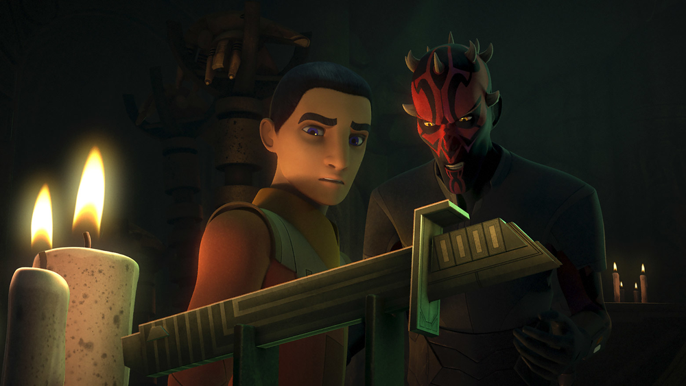 Star Wars Rebels: Visions and Voices