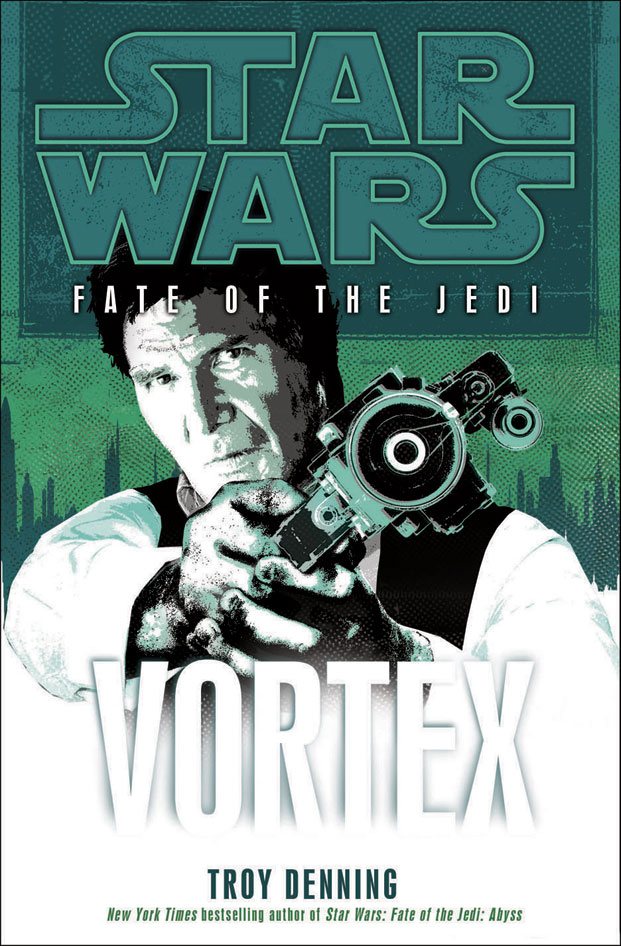 Star Wars Fate of the Jedi: Vortex