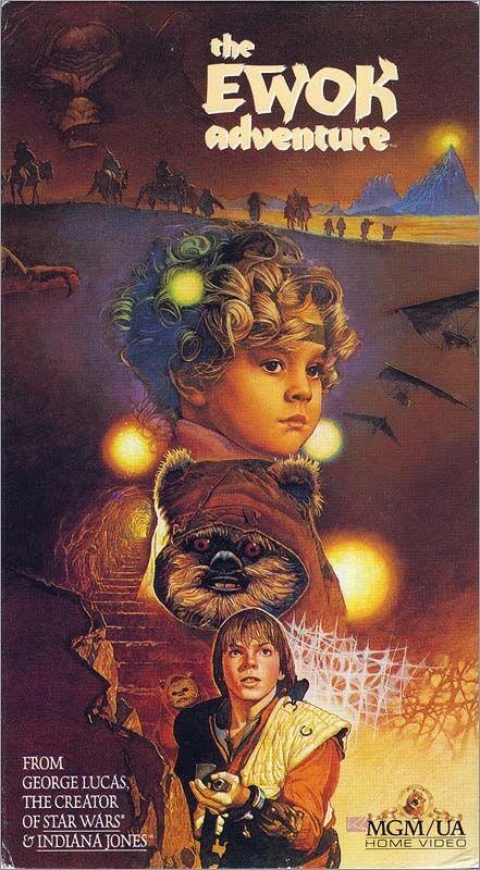 The Ewok Adventure (VHS)
