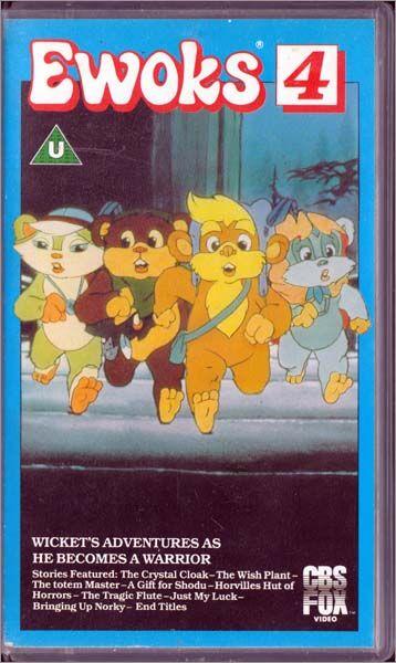 Ewoks 4 (VHS)
