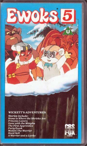 Ewoks 5 (VHS)
