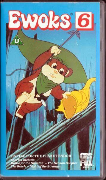 Ewoks 6 (VHS)