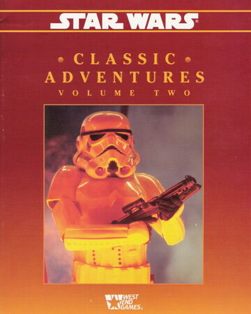 Star Wars: Classic Adventures Volume Two