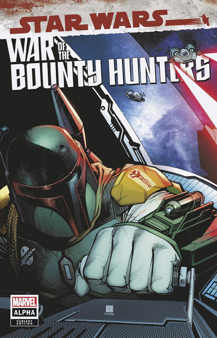 Star Wars: War of the Bounty Hunters Alpha - TFAW Variant