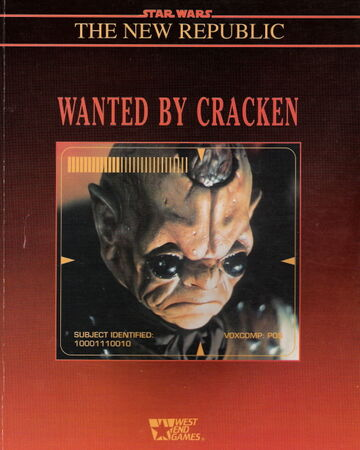 Star Wars: Wanted by Cracken