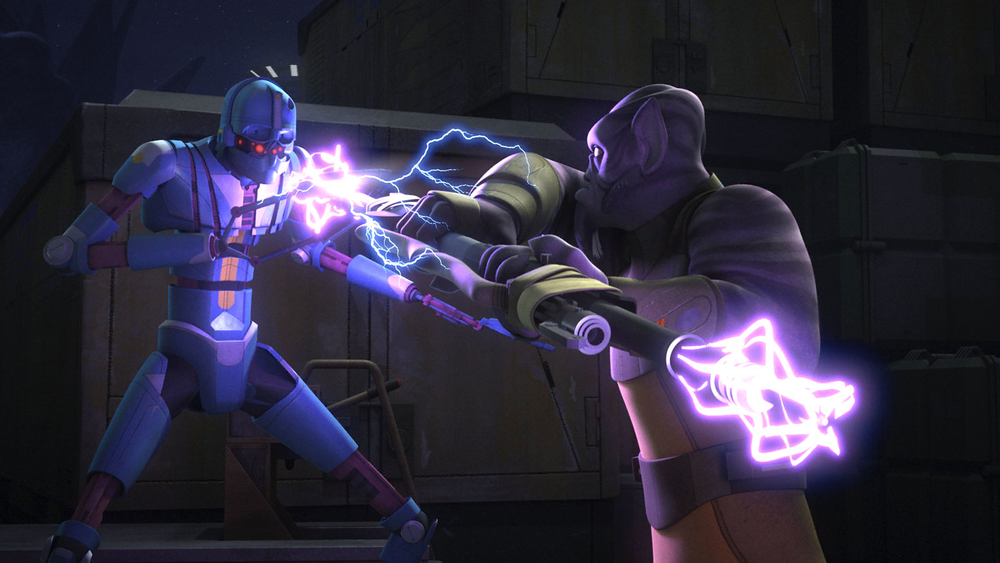 Star Wars Rebels: Warhead