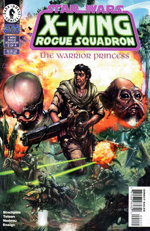 Star Wars X-Wing Rogue Squadron 14