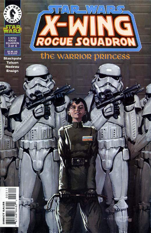 Star Wars X-Wing Rogue Squadron 15
