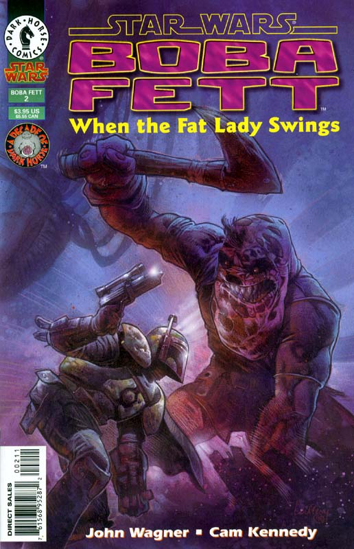 Star Wars Boba Fett: When the Fat Lady Swings