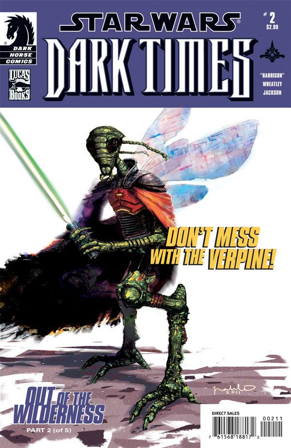 Star Wars Dark Times: Out of the Wilderness 2
