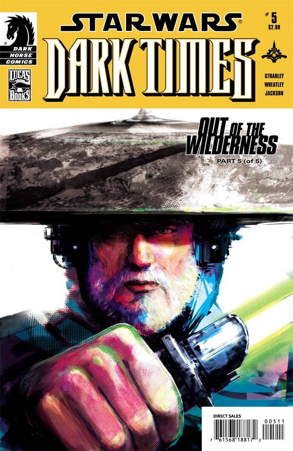 Star Wars Dark Times: Out of the Wilderness 5