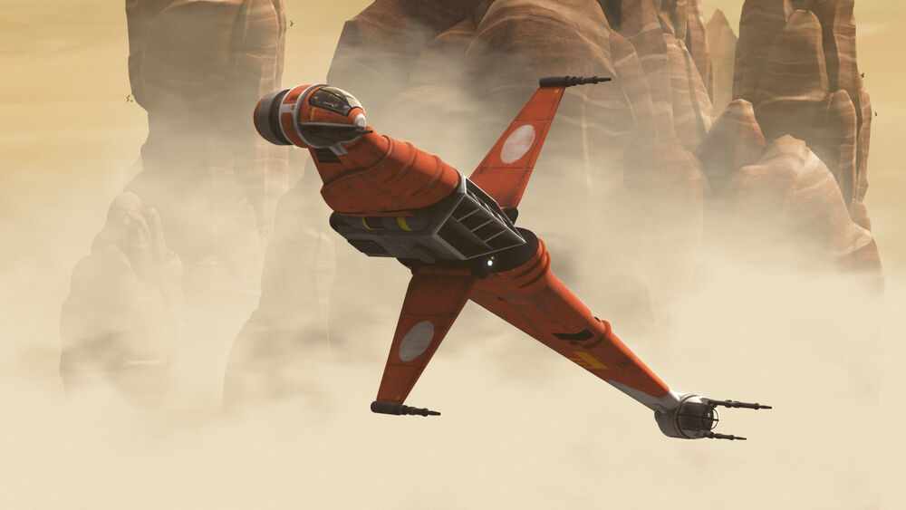 Star Wars Rebels: Wings of the Master