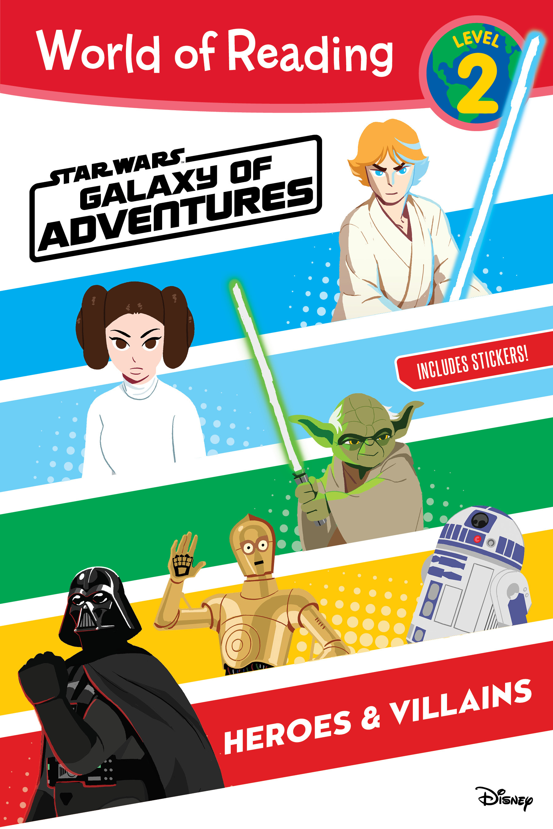 Star Wars Galaxy of Adventures: Heroes and Villains