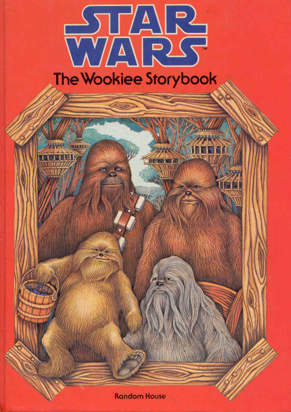 Star Wars: The Wookiee Storybook
