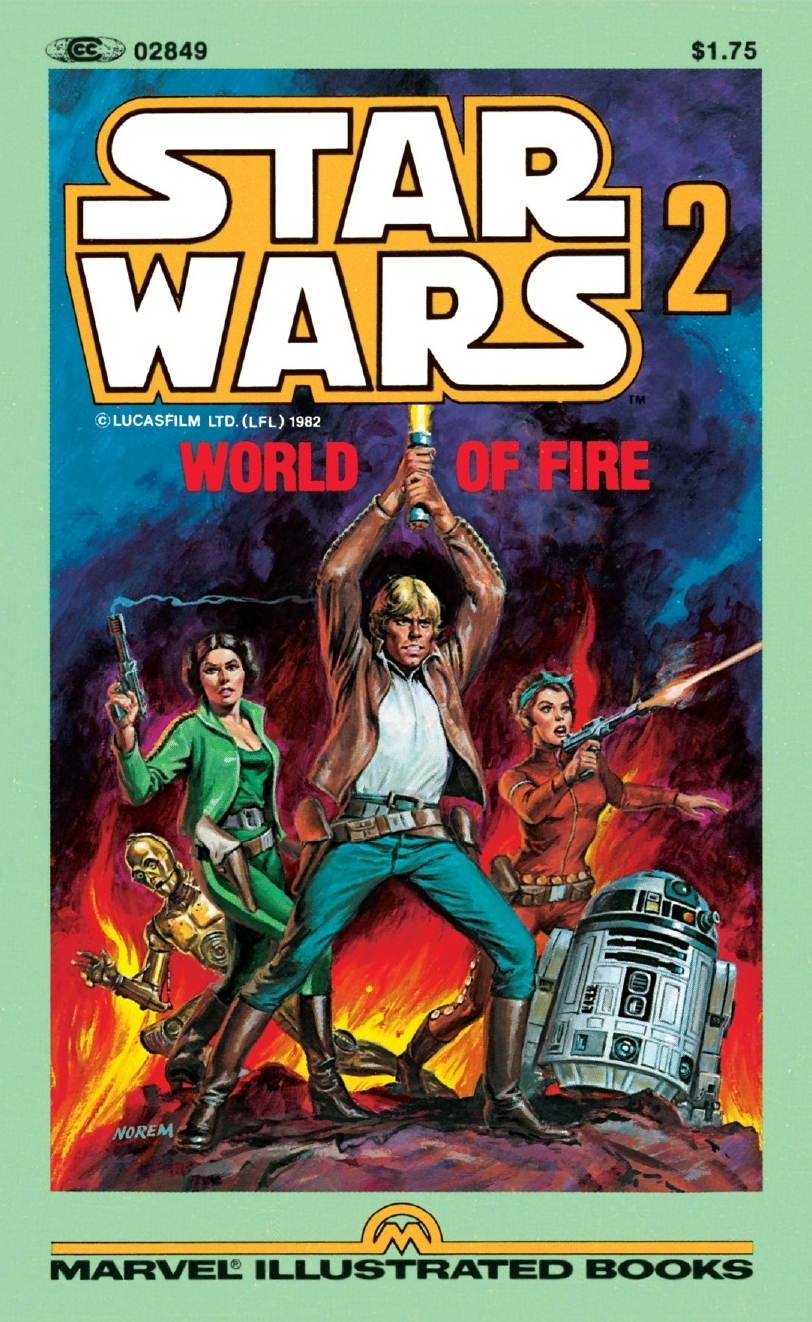 Star Wars: World of Fire