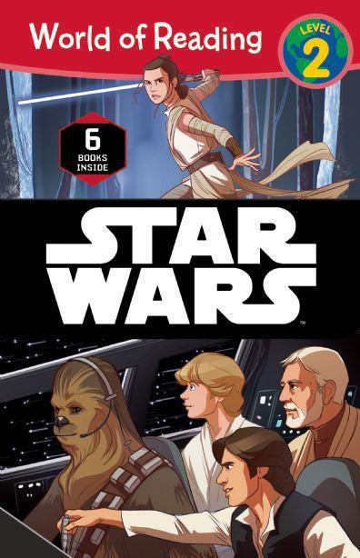 Star Wars World of Reading Level 2 Box Set