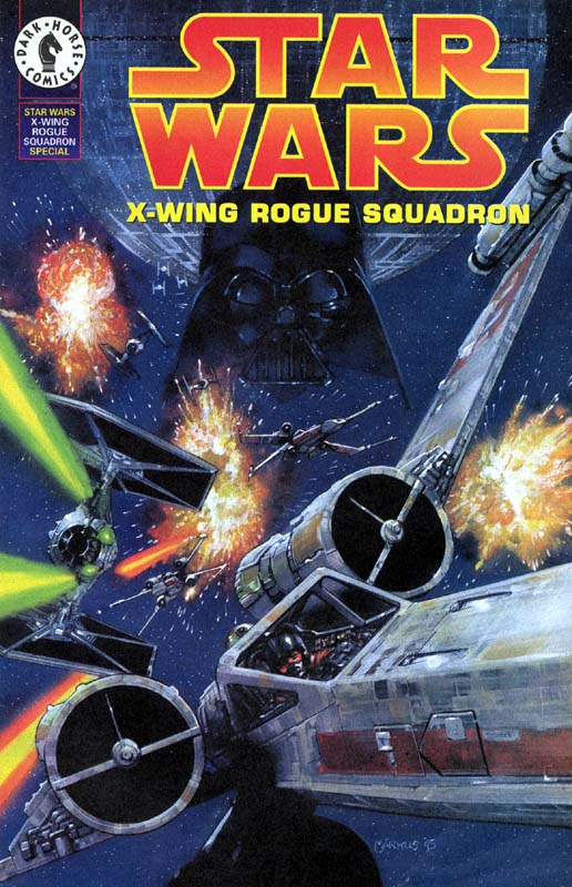 Star Wars X-Wing Rogue Squadron Special