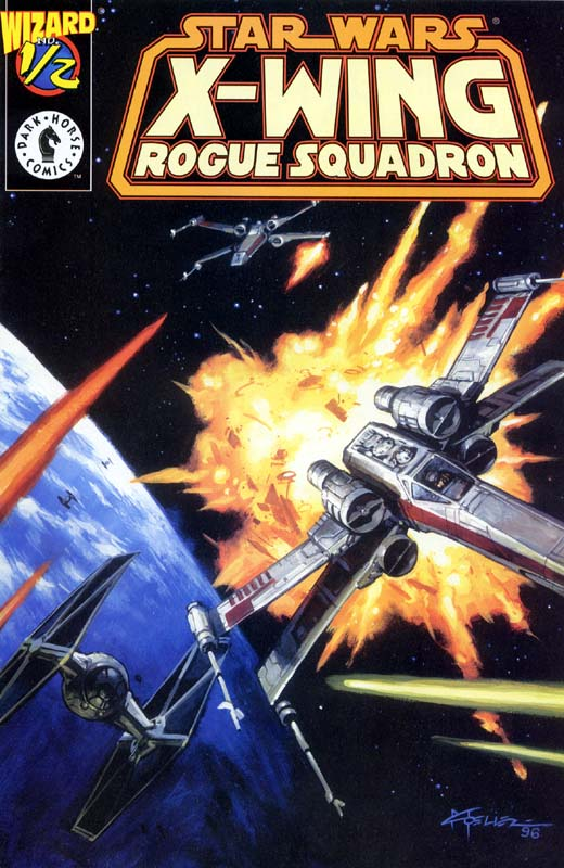 Star Wars X-Wing Rogue Squadron 1/2