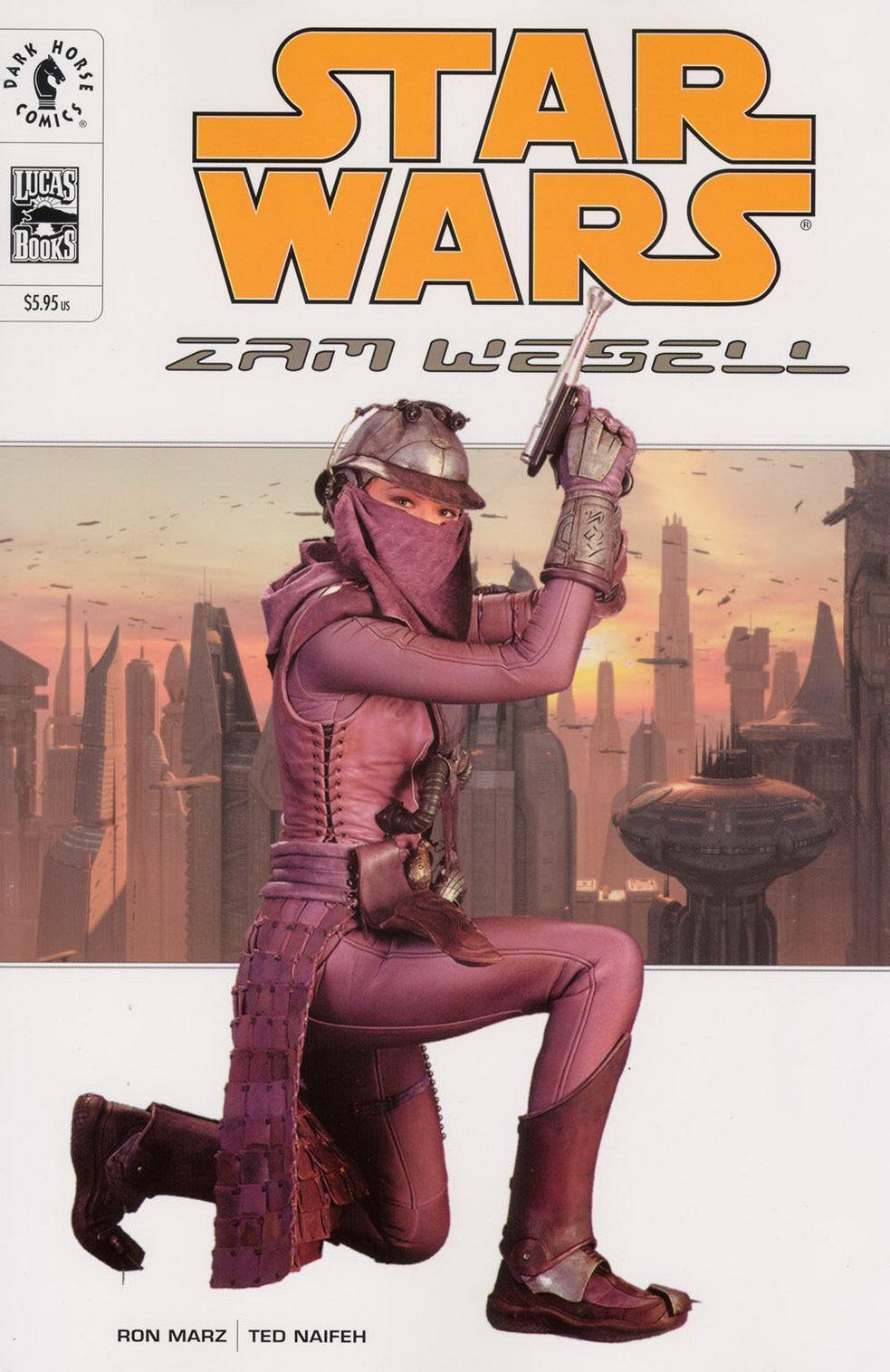 Star Wars: Zam Wessel