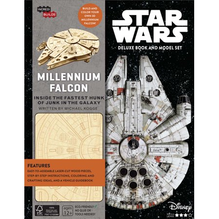 Star Wars: Millennium Falcon - Inside the Fastest Hunk of Junk in the Galaxy