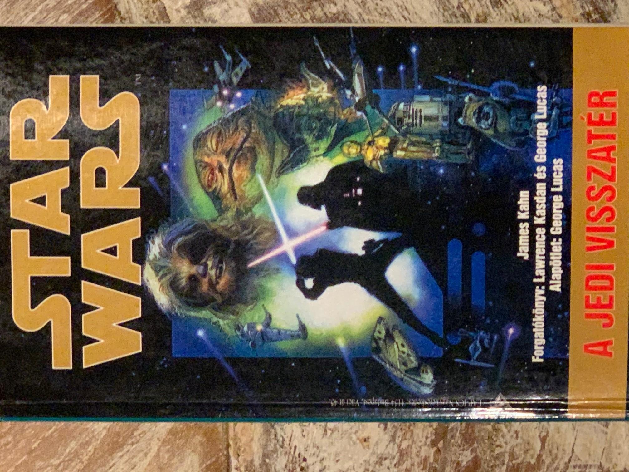Star Wars: A Jedi Visszater