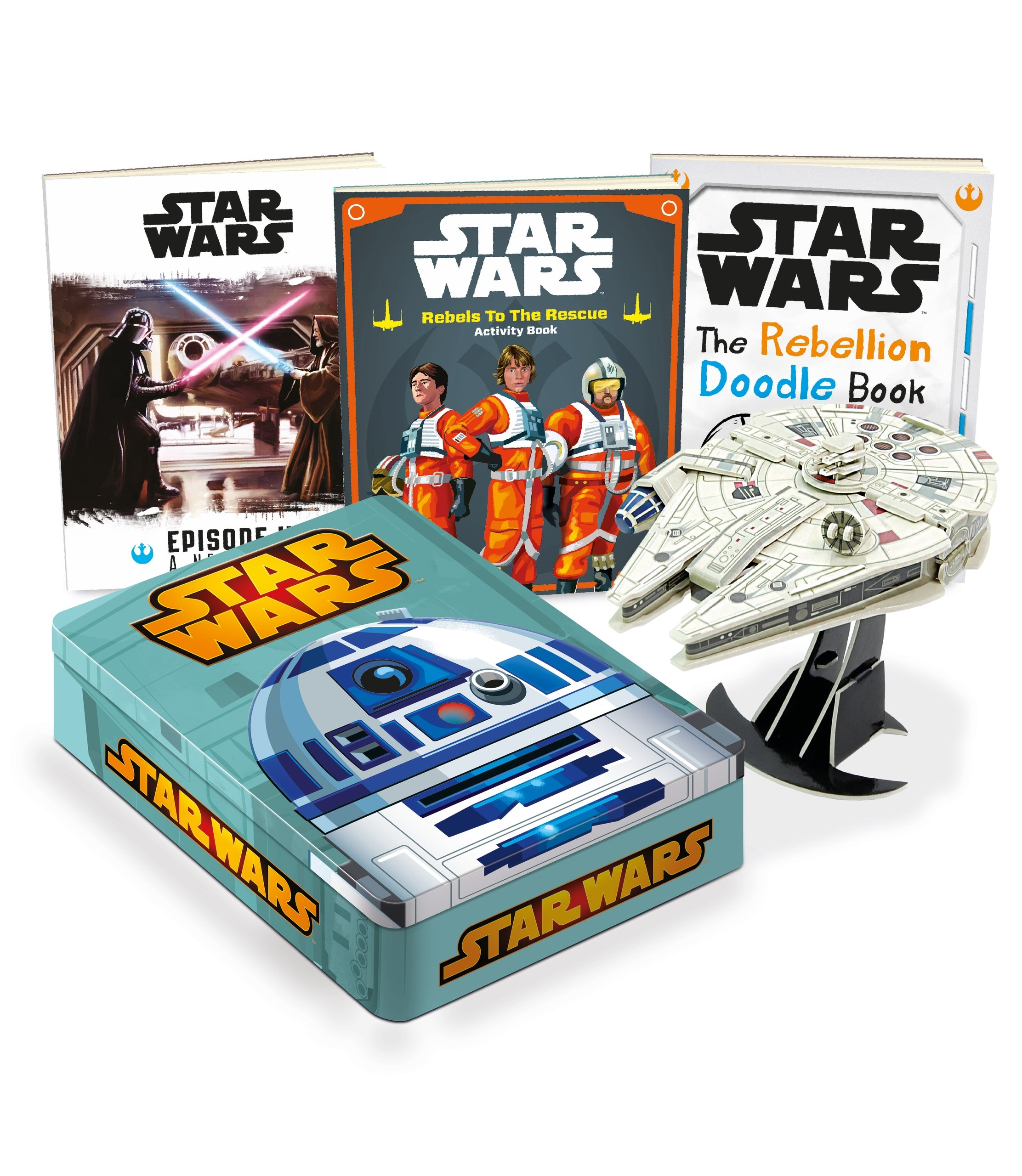 Star Wars Activity Tin: The Rebellion