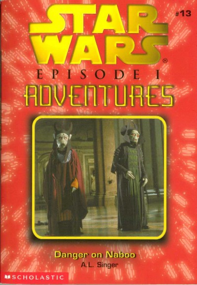 Star Wars Episode I Adventures: Danger on Naboo